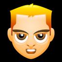 Male Face E1 Emoticon