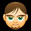 Male Face C5 Emoticon