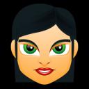 Female Face Fc 3 Emoticon