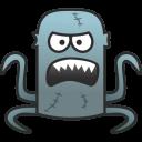 Monster Emoticon
