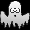 Ghost Emoticon