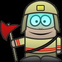 Firefighter Emoticon