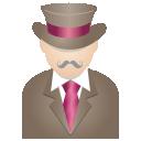 Gentleman Emoticon
