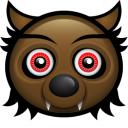 Werewolf Emoticon