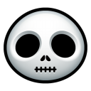 Jack Skellington Emoticon