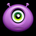 Alien Emoticon