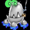 Robot Trash Emoticon