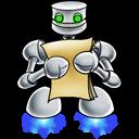 Robot Documents Emoticon