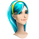 Browser Girl Internet Explorer Emoticon