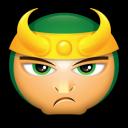 Avengers Loki Emoticon