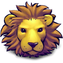 Young Lion Emoticon