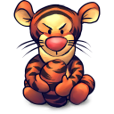 TV Tigger Emoticon