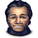 Tv Captain Adama Emoticon