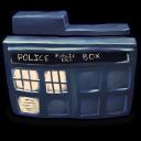 Things Folder Police Emoticon