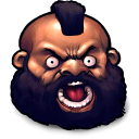 Street Fighter Zangief Emoticon