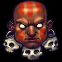 Street Fighter Dhalsim Emoticon