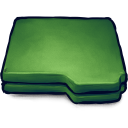 Folder Green Emoticon