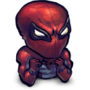 Comics Spiderman Baby Emoticon