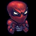Comics Spiderman Baby Emoticon