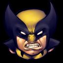Comics Logan Emoticon