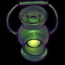 Comics Lantern Emoticon