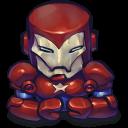 Comics Ironman Patriot Emoticon