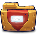 Comics Ironman Folder Emoticon