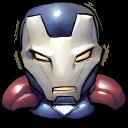 Comics Iron America Emoticon