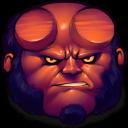 Comics Hellboy Emoticon