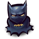 Comics Batman Emoticon