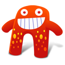 Creature Red Emoticon