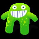 Creature Green Emoticon