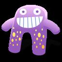 Creature Grape Emoticon