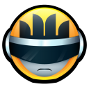 Bioman Avatar 4 Yellow Emoticon
