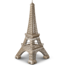Eiffel Emoticon