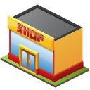 Retail Shop Emoticon