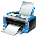 Printer Emoticon