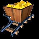 Gold Mine Emoticon