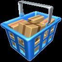 Full Basket Emoticon