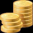 Coins Emoticon