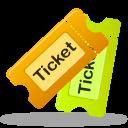 Tickets Emoticon