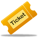 Ticket Emoticon