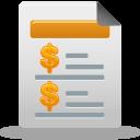 Sales Report Emoticon