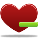 Remove From Favorites Emoticon