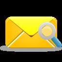 Mail Search Emoticon