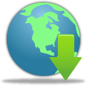 Globe Download Emoticon