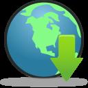 Globe Download Emoticon