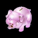 Piggy Bank Emoticon