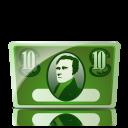 Cash Emoticon