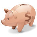 Piggy Bank Emoticon